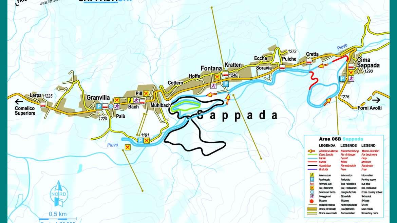 AGGIORNAMENTO – STADIO DEL FONDO SAPPADA