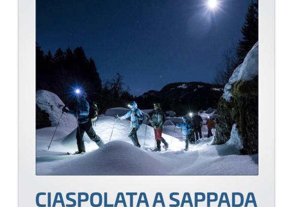 CIASPOLATA A SAPPADA BY NIGHT