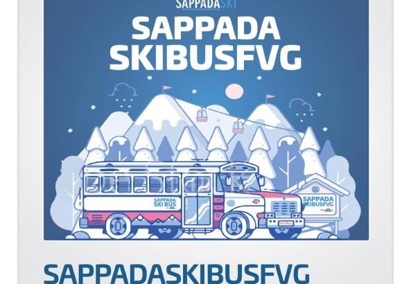 SAPPADASKIBUS FVG PARTENZA DA LIGNANO SABBIADORO
